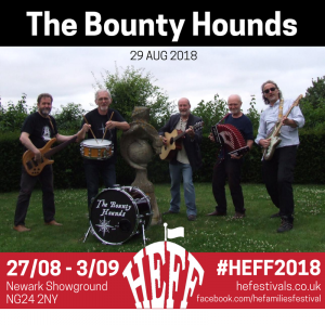 The Bounty Hounds